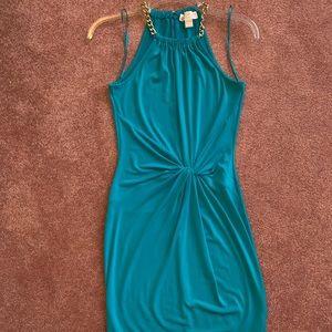 Michael Kors chain neck dress
